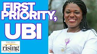 Cori Bush EXCLUSIVE: UBI Is My FIRST Priority In Congress