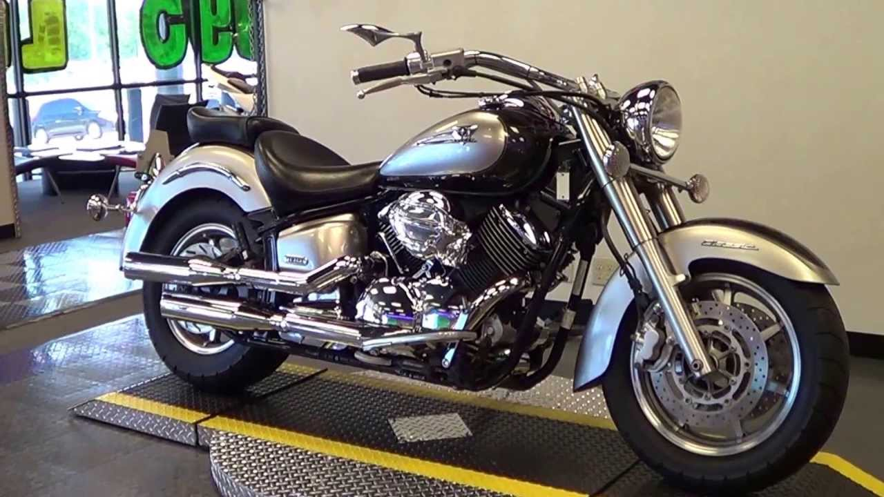 2004 yamaha v star 1100 classic low miles upgrades. Black Bedroom Furniture Sets. Home Design Ideas