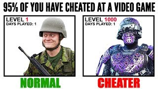 10 REASONS Why People Will Always CHEAT in VIDEO GAMES