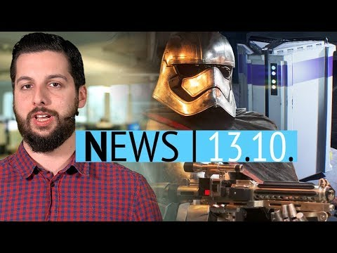 Battlefront 2 ändert Lootbox-System zum Release - Dragon-Age-Veteran verlässt Bioware - News