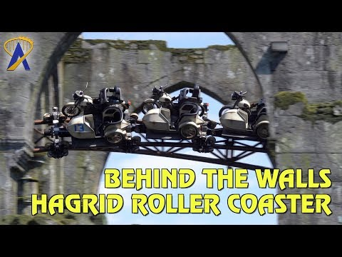 Universal Orlando Resort: What to expect on Hagrid's Magical Creatures Motorbike Adventure