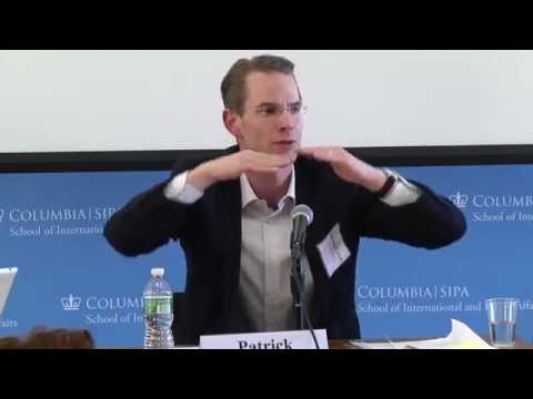 """Patrick Cohrs on """"The Transformation of International Politics"""", Columbia University Conference 2015"""
