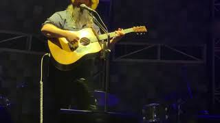Chris Stapleton Starting Over New Song West Palm Beach Florida October 12, 2019