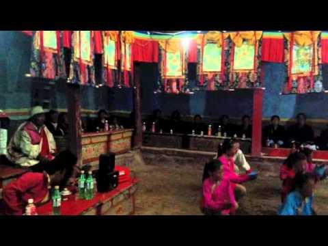 Lama Dorje Visting to Limi Humla Nepal