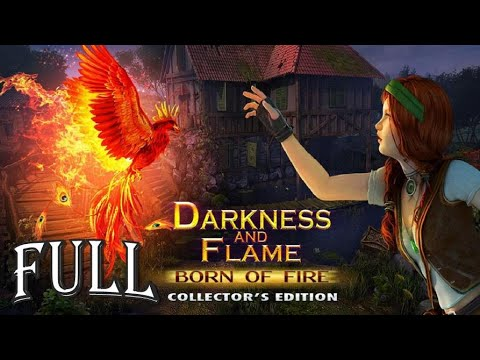Darkness and Flame 1: Born of Fire FULL Walkthrough - ElenaBionGames