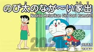 Doraemon 2020 sub indo | Nobita melarikan diri dari rumah