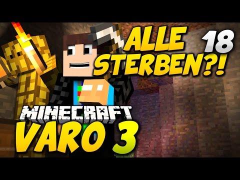 Was passiert nur :o - #18 Minecraft VARO 3 l Let's Play Varo 3 #GommWaffel