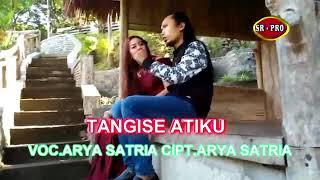 Arya Satria - Tangise Atiku [OFFICIAL]