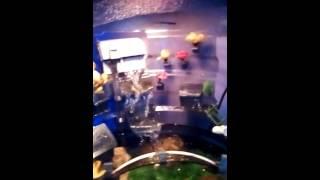 Air Terjun Dari Aqua Galon