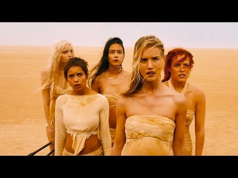 "Mad Max: Fury Road - ""Wives"" Featurette [HD]"