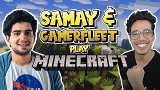 Giving Minecraft ONE LAST chance ft. Shamerfleet