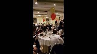 Asekose am ՀԲԸՄ ի  ընթրիքի ժամանակ պորտապար են պարել