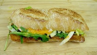 McDonald's McBaguette Thai Curry Chicken vs Big Mac