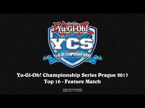 YCS Prague 2017: Top 16 Feature Match