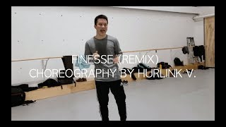 Finesse Remix - Bruno Mars ft. Cardi B | Choreography by Hurlink V.