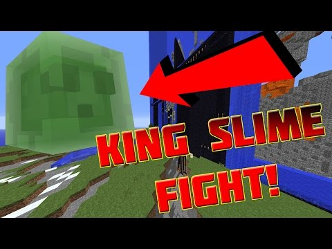 Minecraft Factions S3: KING SLIME FIGHT! #23 (cosmicpvp.me)