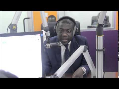 Kojo Oppong Nkrumah gives a word of advice to Jordan and Amanda