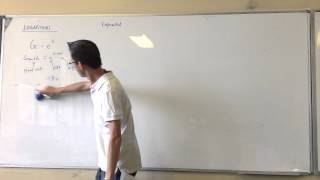 Conceptual Approach to Logarithms