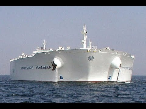 Largest Ships Ever Built In History