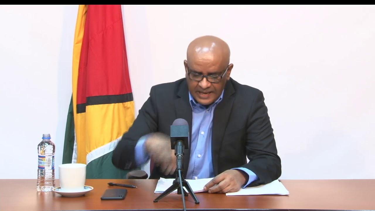 Update by General Secretary Bharrat Jagdeo June 30th 2020