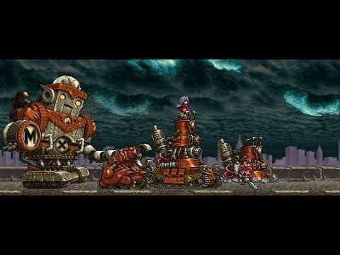 Metal Slug Attack - Blaze Brigade vol. 2 (Online 2v2)