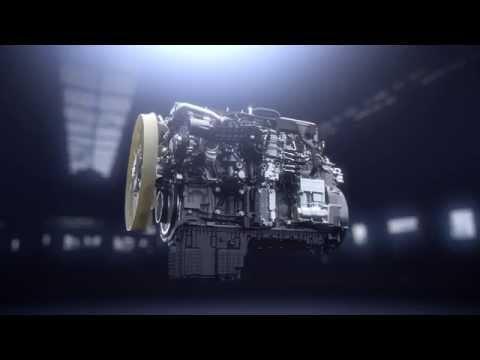 World premiere: Mercedes-Benz Trucks presents latest engine generation