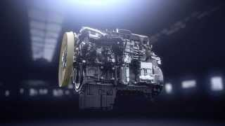 World premiere: Mercedes-Benz Trucks presents latest engine generation