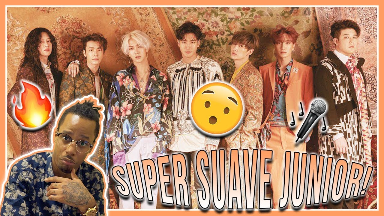 SUPER JUNIOR 슈퍼주니어 'Lo Siento (Feat. Leslie Grace)' MV 반응 Reaction! Super Suave Junior!