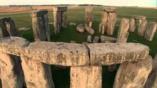 Stonehenge rediscovered.