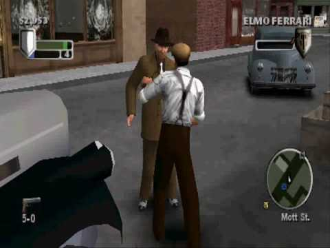 The Godfather PSP Gameplay