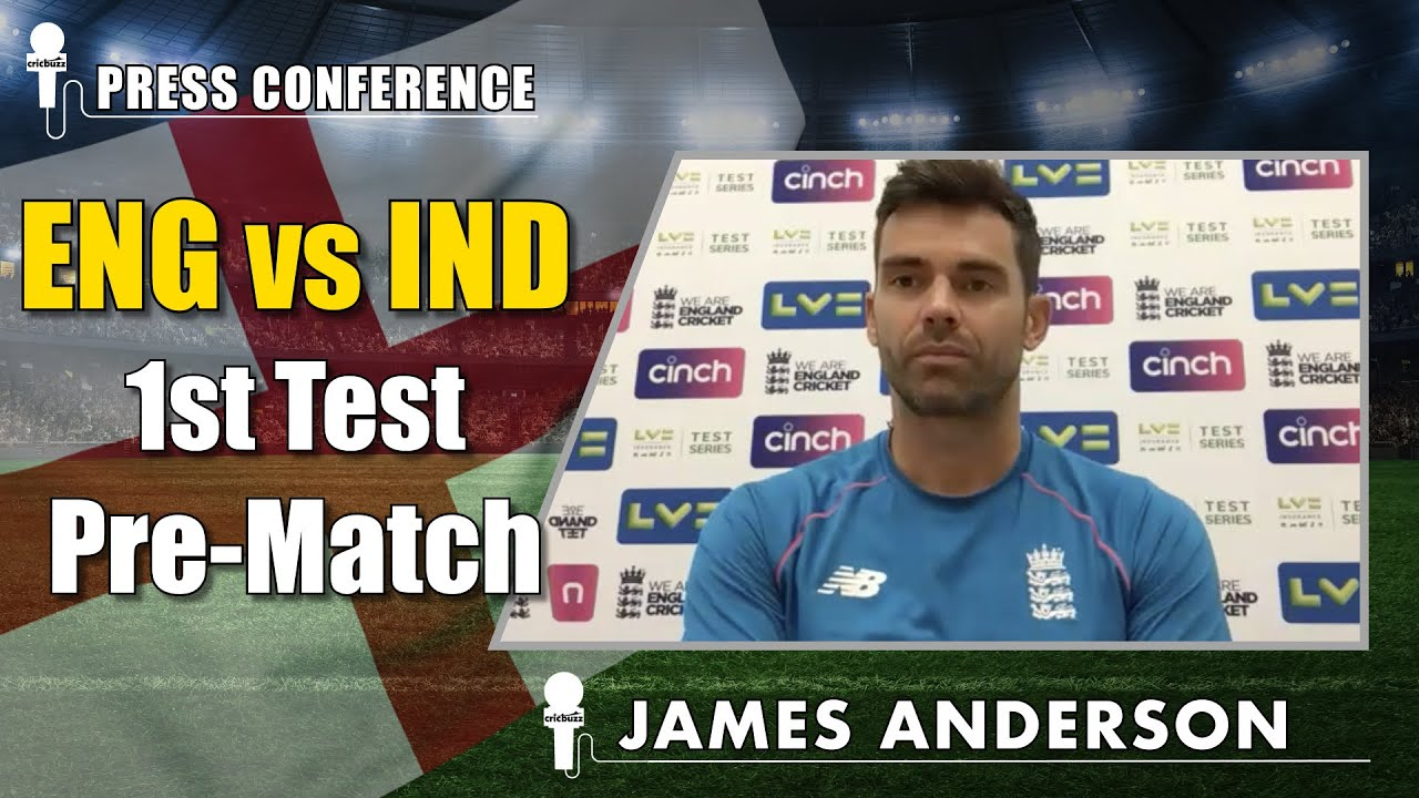 Virat Kohli is one of the best, excited for our face-off: James Anderson