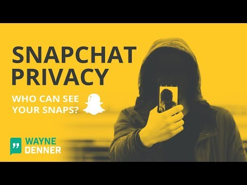 Can friends see your phone number on snapchat