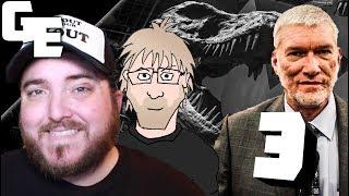 Ken Ham Explains Vegetarian Dinosaurs Before Eve Sinned || Dinosaurs of Eden (Part 3)