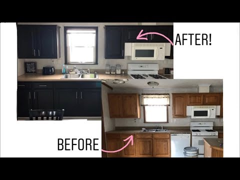 $125 Cabinet Transformation - How We Did It In 5 DAYS
