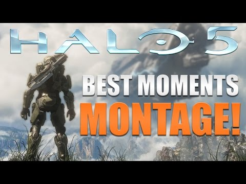 UberNicks Best Of Halo 5 Montage!