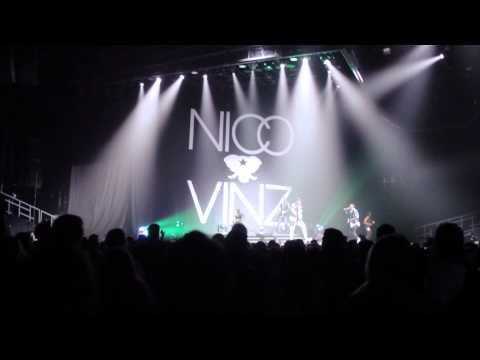 Nico & Vinz - Usher URX Tour (Episode 1)