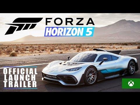 Forza Horizon 5 - TRAILER   2020   4K FH5