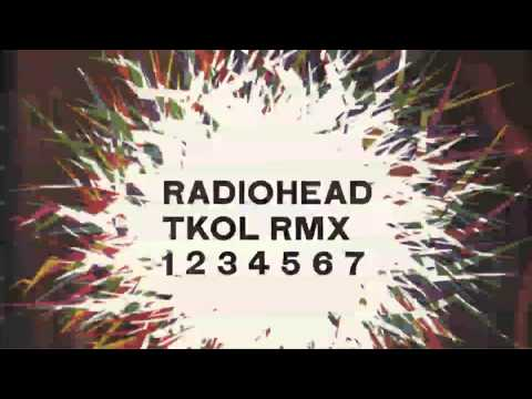 [HD] Radiohead - TKOL RMX 1234567 - Lotus Flower [Jacques Greene RMX]
