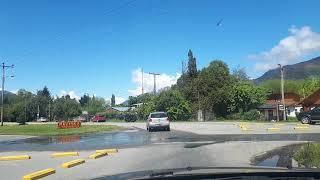 Camino a Puelo (Chubut)
