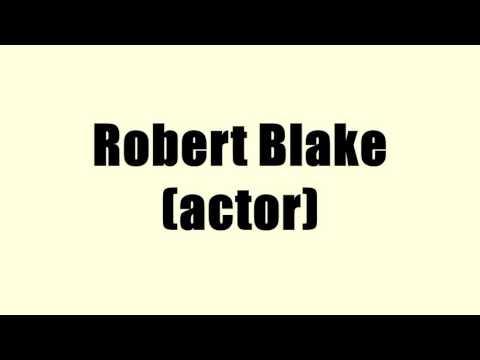 Robert Blake (actor)