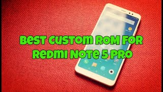 Beast Rom On Redmi Note 5 Pro || What's Good?