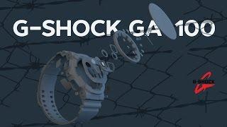 Історія Casio G-Shock. Розпакування GA-100 і порівняння з підробкою