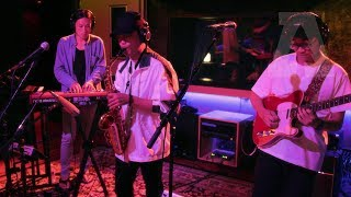 Sunset Rollercoaster on Audiotree Live MP3