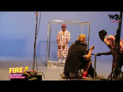 Diamond Platnumz - Fire  Behind The Scene part 3