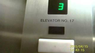Otis Traction Elevator @ Children