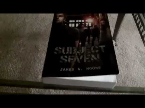 BOOK REVIEW Subject 7 By. James A Moore