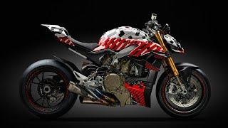 Tin nhanh 24/7 - Ducati Streetfighter V4 2020 mới lộ diện ảnh chính thức.