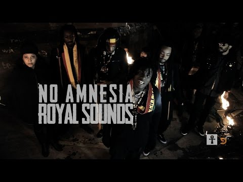 ROYAL SOUNDS - NO AMNESIA (OFFICIAL MUSIC VIDEO)