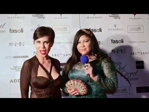 ART IN FUSION TV - Interview SEN COUTURE in Venice