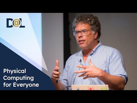 Design@Large Series: Thomas Ball: Physical Computing for Everyone